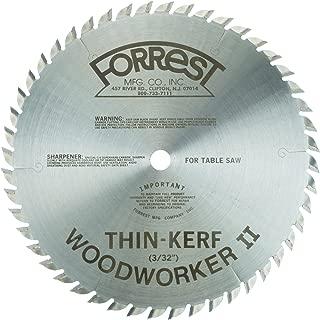 Forrest Woodworker II 10