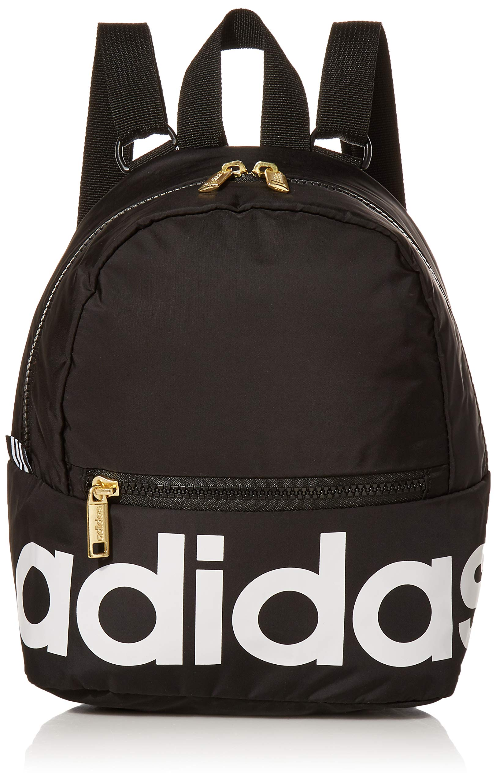 Linear Mini Backpack Black/White/Gold, One Size- Buy Online in ...