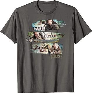 Hobbit Loyalty and Honour T-Shirt