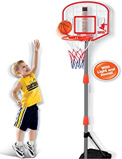 Best toddler basketball hoop with sound Reviews