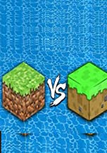 Minecraft vs Cartoons , The Bad & Incredible Book (Cool ebook) of Minecraft