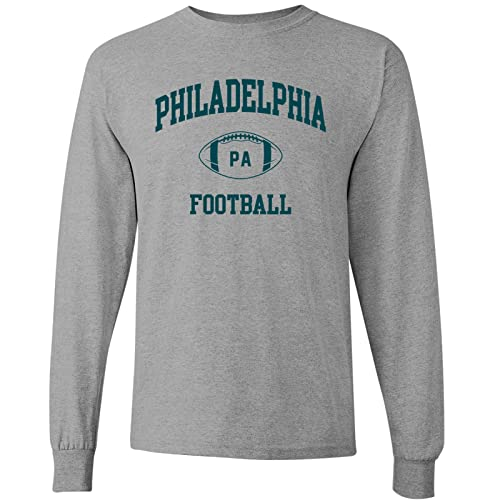 quality design 8ca95 3335e Men's Philadelphia Eagles Shirt: Amazon.com