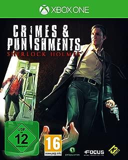 Sherlock Holmes Crimes & Punis.