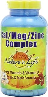 Nature's Life Cal/Mag/Zinc Complex | 250 ct