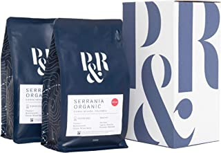 Pablo & Rusty's Serran?a Organic Decaf. Water Processed. Freshly Roasted Specialty Coffee