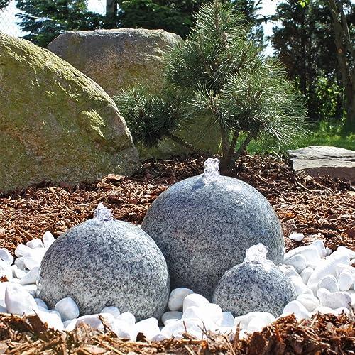 Steinbrunnen Garten Amazonde