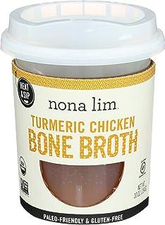 Nona Lim Chicken Turmeric Bone Broth, 10 fl oz