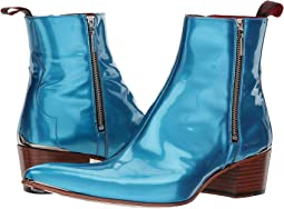 Jeffery-West - Steel Double Zip Boot