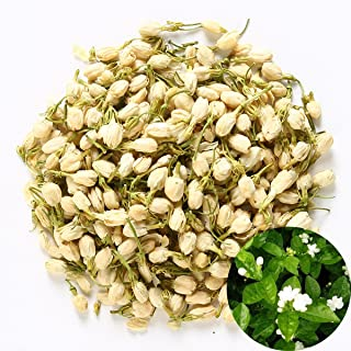 dried jasmine flower tea