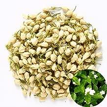 TooGet Fragrant Natural Pure Jasmine Buds Organic Dried Jasmine Flowers Wholesale, Herbal Tea - 4 OZ