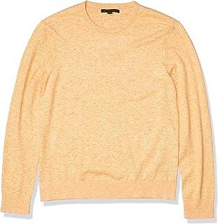 Men's Huntington Long Sleeve Reverse Dye Cotton Crew Neck...