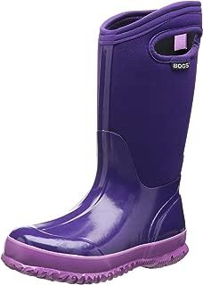 Kids' Classic High Waterproof Insulated Rubber Neoprene Rain Boot