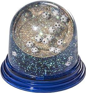 Beak Jewellery SCHN21 092132 / Snow Globe schneiende Munich Football