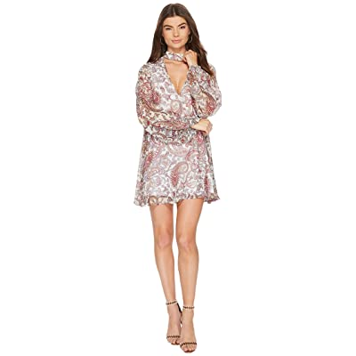 Show Me Your Mumu Josephine Bell Dress (Presley Paisley) Women