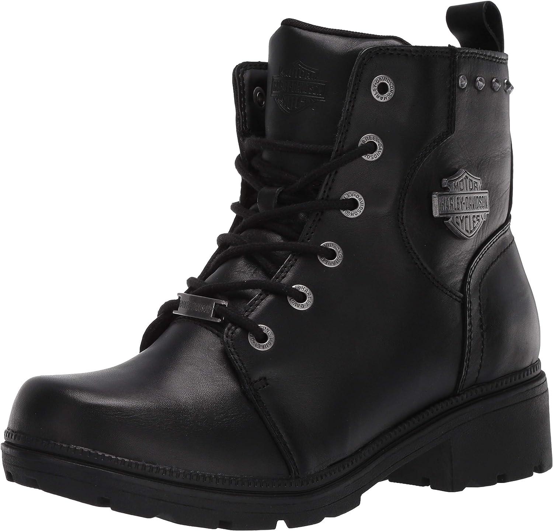 HARLEY-DAVIDSON FOOTWEAR Women's Cynwood Western Boot
