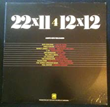 22x11 4 12x12 A&M's New Releases