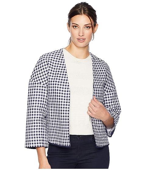 Dolman Sleeve Jacket, Eclipse/Optic White