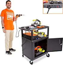 Best utility cart with power strip Reviews