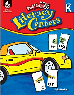 Literacy Centers Level K