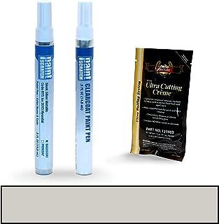 PAINTSCRATCH Sleek Silver Metallic RYS for 2015 Hyundai i10 - Touch Up Paint Pen Kit - Original Factory OEM Automotive Paint - Color Match Guaranteed