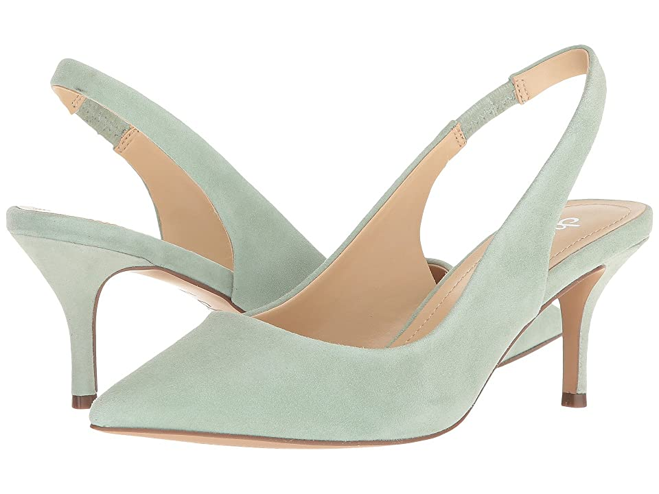 Charles by Charles David Amy Slingback Pump (Mint Suede) Women