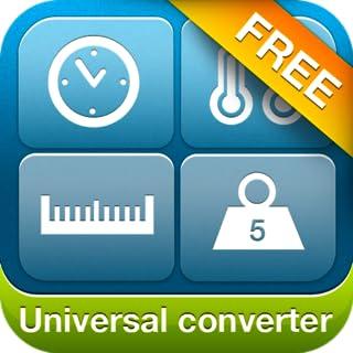 Conversor universal Free: Convierte todas las unidades de medición