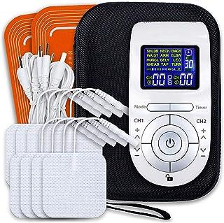 Tens Ems Electroestimulador, Electroestimulador Digital Muscular, Electrodos Para Tens, Gimnasia Pasiva, Electro Estimuladores Musculares, Mini Masajeador Y Estimulador, Parches Electroestimulador