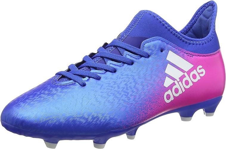 Adidas X 16.3 FG AG Chaussures de Football Garçon ,