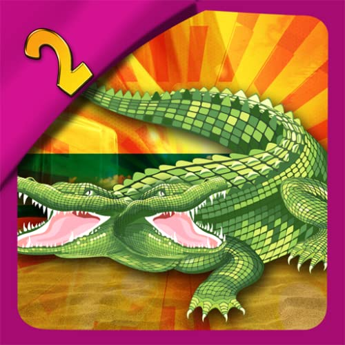 Deadly Sexy Beach 2 : The Killer Summer Crocodile Mutant Attack - Free Edition
