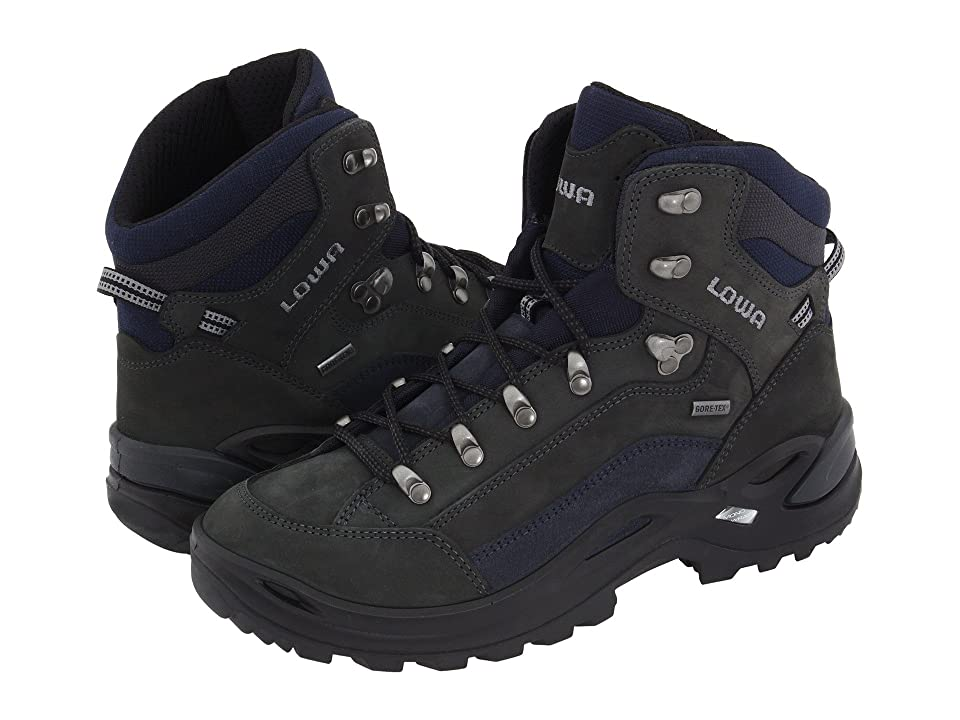 Lowa Renegade GTX(r) Mid (Dark Grey/Navy) Women