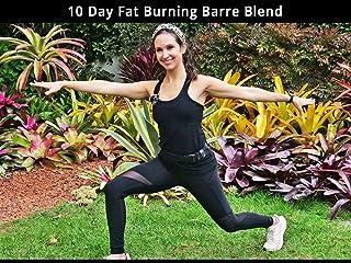 10 Day Fat Burning Barre Blend