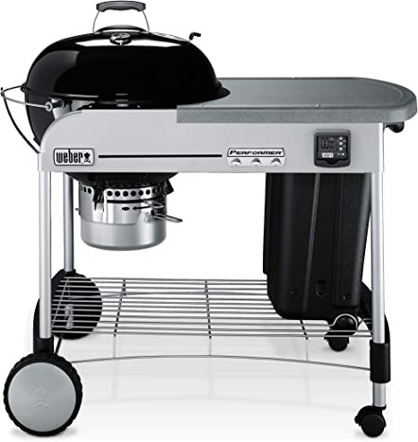 Weber 15401001 Charcoal Grill - The Best Practical Grill