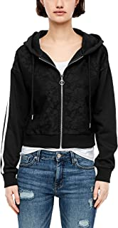 Q/S designed by Women's 41.912.43.4293 Sweat Jacket