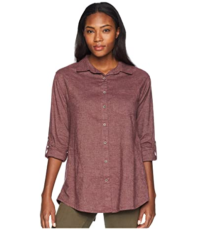 Prana Aster Tunic (Wedged Wood) Women