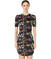 Versus Versace - Jersey Collage Dress