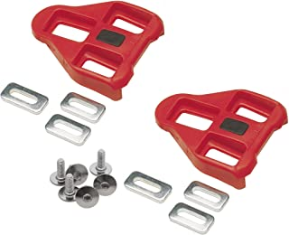 GIO Bike Cleats Compatible with Look Delta for Indoor Cycling and Road Shoes