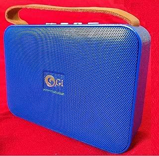 GI Smart Bluetooth Speaker System [ Model: SB-01 ] (Purple)