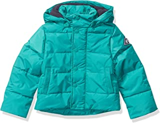 Joules Outerwear Boys 204792 Lodge Warm Up Jacket - Green - 11-12