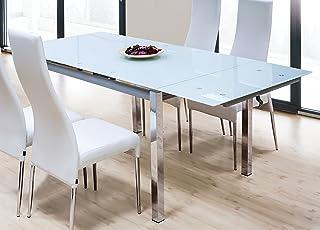 Abitti Mesa para Comedor o Salon Rectangular Extensible de