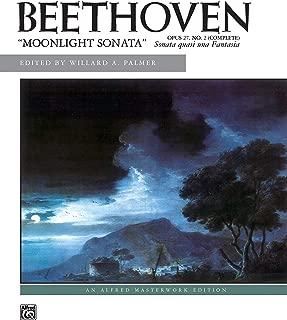Best music sheet moonlight sonata Reviews