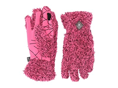 Spyder Kids Sherpa (Little Kids/Big Kids) (Bryte Bubblegum) Extreme Cold Weather Gloves