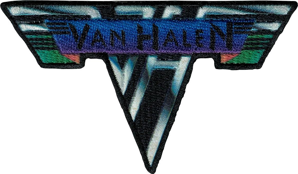 Application Van Halen Metal Logo Patch