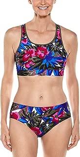 UPF 50+ Women's Medley Swim Bra - Sun Protective