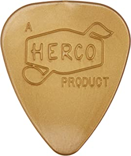 Herco HEV210P Vintage '66, Gold, Light, 6/Player's Pack