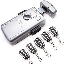KENROD Onzichtbaar Smart Lock | Lock 5 bedieningselementen | Antidumping Lock | Elektronisch slot met afstandsbediening Bi...
