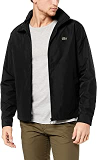 Lacoste Men's Concealed Hood Windbreaker