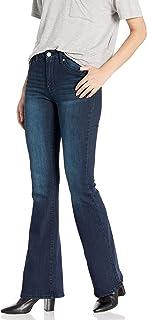 William Rast Women's High Rise Flare Jean