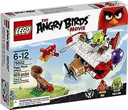 LEGO Angry Birds 75822 Piggy Plane Attack Building Kit (168 Piece)
