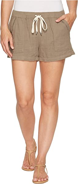 Double Cloth Shorts