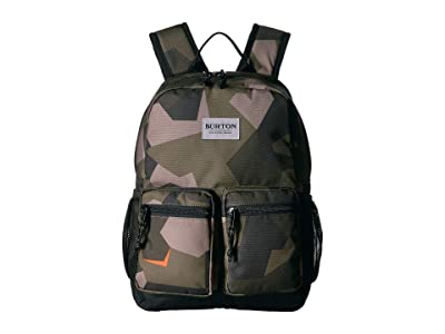 Burton Kids Gromlet Pack (Little Kid/Big Kid) (Three Crowns Camo Print) Day Pack Bags
